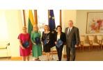 Vyriausybė vienija pajėgumus su komunikacijos profesionalais formuojant Lietuvos įvaizdį pasaulyje