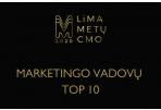 """Paskelbta 10 geriausių rinkodaros vadovų, pretenduojančių į """"Metų CMO"""" titulą"""